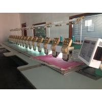 Wholesale Any Textile Computer Embroidery Machine Barudan Tajima 620X300X600 from china suppliers