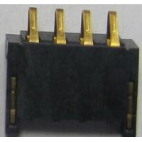 Wholesale 4pins battery connectors for laptops,2.5mm pitch,6.5mm height from china suppliers