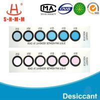 Wholesale DMF Free Six Dots Blue To Pink Humidity  Indicator Card For  Packages of  Electronics from china suppliers