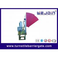 Wholesale Security Lane 900mm Card Reader Flap Barrier Gate Swing Gate Turnstile from china suppliers