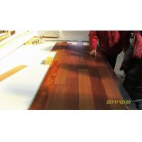 Wholesale Jatoba Engineered Flooring Flooring handscraped and Distressed Surface from china suppliers