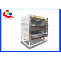 Wholesale 2 Decks 4 trays custom commercial Baking Equipment bread cake toast tandoor gas breakfast oven from china suppliers