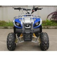 Wholesale Automatic Clutch Youth Racing ATV 110cc 4 Wheeler Motorcycle  7 Tires Electric Start from china suppliers