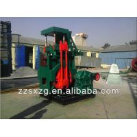 Wholesale Hot sale High Pressure Free-burned Brick Pressing Machine from china suppliers