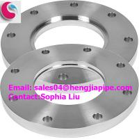 Wholesale Sell stainless steel flanges from china suppliers