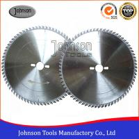 Wholesale MDF 300mm Carbide Circular Saw Sharp Cutting Blade , Circular Saw Blade for MDF from china suppliers