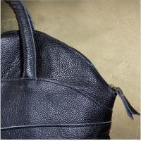 Quality OEM Cow leather bags women handbags 100% Genuine leather handbags from china top factory for sale