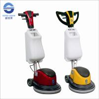 Wholesale Floor Scrubber Machine / Brush cleaning Machine 1100W 154RPM from china suppliers