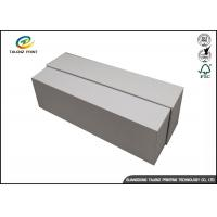 Wholesale White Cardboard Jewelry Gift Boxes , Paper Packaging Cardboard Shoe Boxes from china suppliers