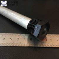 Wholesale Electric Anode Rod Replacement In Water Heater Parts ASTM B 843-1995 from china suppliers
