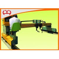 Wholesale Stainless Steel / Copper CNC Gantry Flame Cutting Machine -10℃ - 60℃ CE Standard from china suppliers