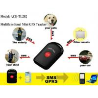 Wholesale TL202 Mini GPS Tracker with SOS, 2-way phone talk & 200-Hour standby time for web tracking from china suppliers
