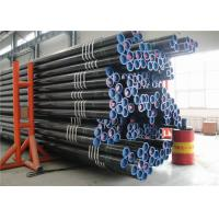 Wholesale High Performance ERW Steel Oil Casing Pipe / Anti Corrosion Round Steel Tubing from china suppliers