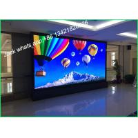 Wholesale Energy saving HD Video Wall LED Display , Indoor LED Advertising Board from china suppliers
