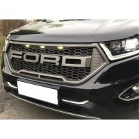 Wholesale Raptor Style Front Grille with LED Light for Ford Edge 2015 2017 from china suppliers