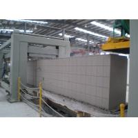 Wholesale AAC Cutting Platform / Automatic Concrete Block Making Machine / AAC Block Line from china suppliers
