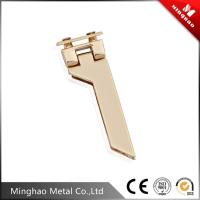 Wholesale 22.13*63.28mm metal bag accessories,zinc alloy metal accessories for leather handbags from china suppliers