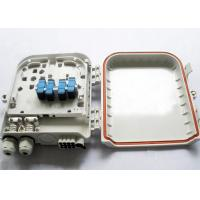 Wholesale FTTH outdoor telephone terminal box ,Fiber Optic Junction Box Applicable PLC Coupler from china suppliers