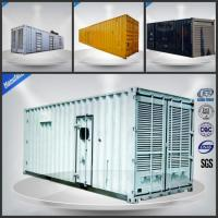 Wholesale With Cummins KTA50-G3 ISO Standard 40FT Containerized 1000kw diesel generator 1250kva container generator from china suppliers