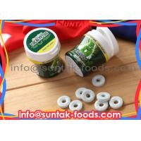 Wholesale Calorie Free Hard Candy Hole Shape , Sugar Free Fat Free Candy Plastic Jar from china suppliers