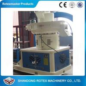 Wholesale 1000 kg/h-1500kg/h Wood Pellet Machine , sawdust rice husk pellet machine from china suppliers