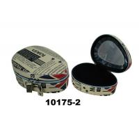 Wholesale Durable Fancy Egg Shaped Presentation Boxes For Jewelry Travel Cases Storage from china suppliers