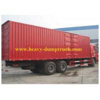 Wholesale Sinotruk Refrigerated box truck 6X4 10 wheels large capacity for fresh food from china suppliers