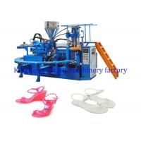 Wholesale High Efficient Single Color Footwear Making Machine For Adults PVC Jelly Shoes from china suppliers