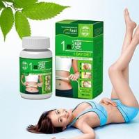 Wholesale 100% Original safe and natural 1 Day Diet weight loss slimming capsule -(60 pills) from china suppliers