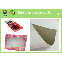 Wholesale Packaging / Printing Blister Board Paper 700 * 1000mm Low Surface Roughness from china suppliers