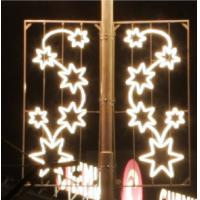 Wholesale Christmas street decorative pole star motif light from china suppliers