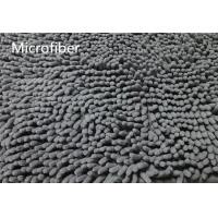 Wholesale Big Chenille 40*60cm Microfiber Mat GraKitchen Maty 3mm Sponge Anti slip Bathroom from china suppliers