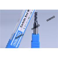 Buy cheap HRC65 High Speed Steel Cutting Tools , Precise Coated Carbide Tools from wholesalers