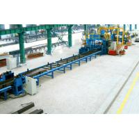 Quality Automatic Welding Machine , H-beam Horizontal Production Line with Lincoln Welding Power for sale