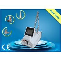 Wholesale Acne Scar Removal Co2 Fractional Laser Machine 30W 10600 nm 75, 000 W / Cm² from china suppliers