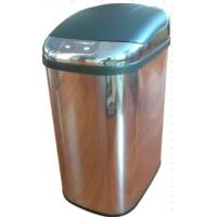 Quality 20 Liter Sensor Dustbin Stainless Steel For Hotel / Office Building for sale