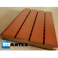 Wholesale Wooden  Acoustic Panel (grooved) from china suppliers