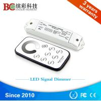 Wholesale Bincolor T1+R1-PWM10V signal led strip dimmer with RF touch remote control from china suppliers