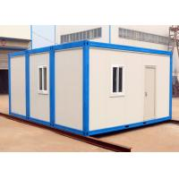 Wholesale Prefab Refugee Flat Pack Emergency Shelter Rust Resisting Aluminum Window from china suppliers