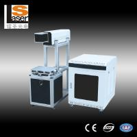 Wholesale Mini CNC Fiber Laser Marking Machines / High Precision Laser Marking Equipment from china suppliers