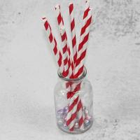 Buy cheap 197mm 200mm 201mm longth black green pink color bamboo paper drinking straws fancy straws for drinks from wholesalers