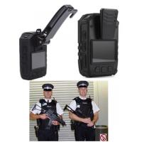 Quality FHD 1440p Police Bodycam 30 Fps, 4G GPS WIFI Police Body Worn Camera for sale
