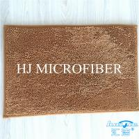 Wholesale Super Soft Microfiber Mat Chenille Bath Mat Floor Cushion Grey Color Super Absorbent from china suppliers