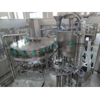Wholesale Auto Carbonated Drinks Filling Line PLC Control For Plastic Bottle from china suppliers