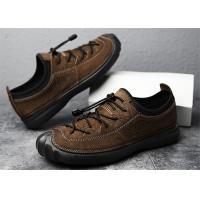 Low Cut No - Tie Comfortable Casual Shoes Reflective Elastic Button Lock Style