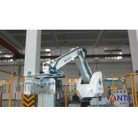 Wholesale Industrial Robot Palletizer 130 KG Load Designed For Food And Pharmaceutical Palletizing from china suppliers