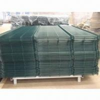 Wholesale Wire Mesh Fence Panel, High Strengthen, Highly Durable, Good Steel Nature Capacity from china suppliers