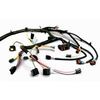 Wholesale Durable Electrical Custom Wiring Harness Black For Home Appliance from china suppliers