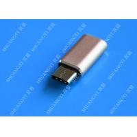 Wholesale Gray Camera Type C Micro USB , SATA Sync Charge OTG Micro USB 23mm x 10mm x 5mm from china suppliers