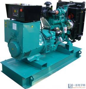 Wholesale Low Exhaust Super Quiet Diesel Generators , Volvo Penta 600 Kva Diesel Generator from china suppliers